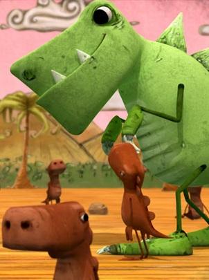Little Dinosaurs [ENG]