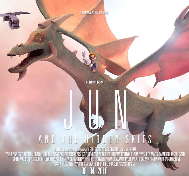 Jun and the Hidden Skies [ENG]