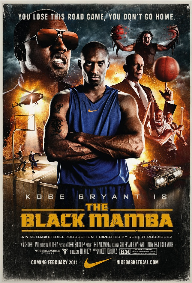 The Black Mamba [ENG]